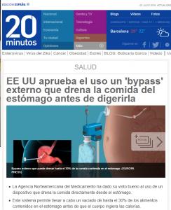 BYPASS GÁSTRICO EXTERNO